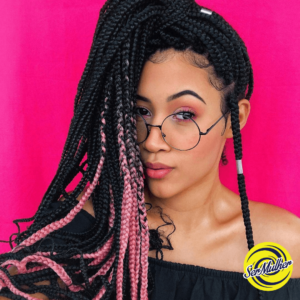 ULTRA BRAID - Fiber Extension for braids and dreads