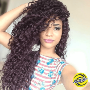 MOANA - Curly hair weave extension