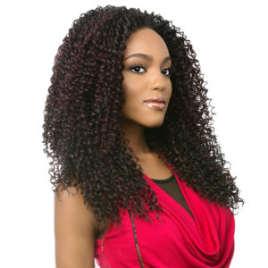 MAUI - Curly hair weave extensions